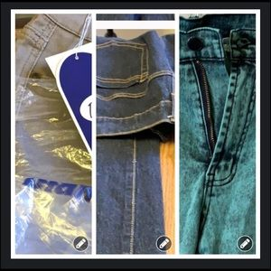 NWT Diane Gilman jeans 3 to choose from